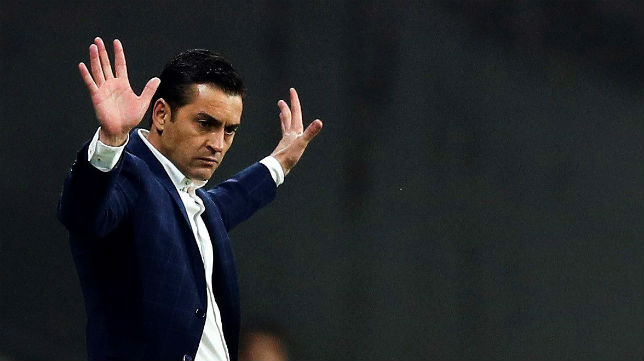 Francisco Rodríguez es el entrenador del Huesca