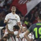 Ben Yedder, en el Sevilla FC-Real Sociedad (J. M. Serrano)