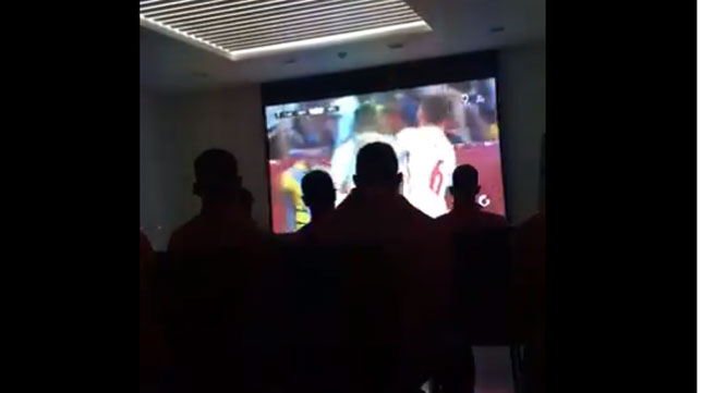 El vídeo motivacional para la plantilla del Sevilla
