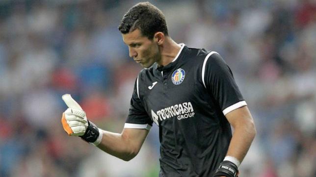 David Soria (Foto: Getafe CF)