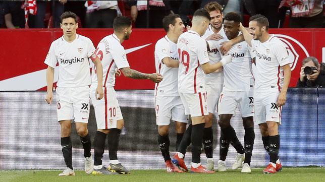 Este domingo se juega el Sevilla Girona