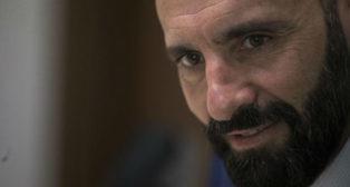 Monchi no lleva aún ni un mes como director deportivo tras su vuelta de Roma