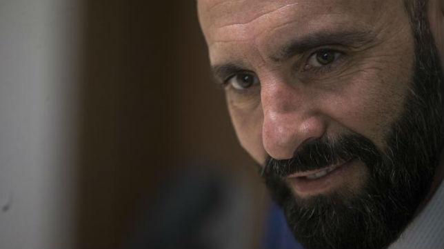 Monchi, director deportivo del Sevilla FC