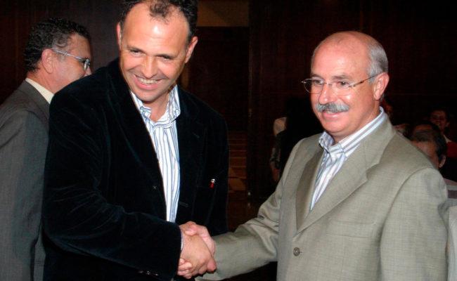 Joaquín Caparós y Lorenzo Serra Ferrer son los entrenadores que más derbis han disputado