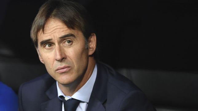 Julen Lopetegui entrenador Sevilla FC