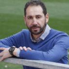 Pablo Machín, tras su destitución como entrenador del Sevilla , volvió a Girona, donde vive con su familia (Marc Martí/Diari de Girona)