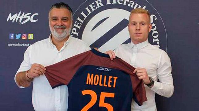 Florent Mollet (Foto: Ligue 1)