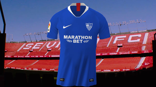 Calendario Sevilla Fc 2020.Asi Son Las Equipaciones Del Sevilla Fc 2019 20 Orgullo De Nervion
