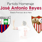 Homenaje a José Antonio Reyes el 10 de agosto entre Extremadura y Sevilla (foto: SFC)