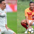 Roque Mesa y Fernando, objeto del intercambio entre el Sevilla y el Galatasaray