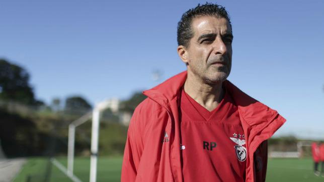 Renato Paiva, actual entrenador del Benfica B (Foto: slbenfica.pt)