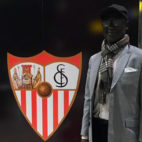 Biri Biri, a su llegada al aeropuerto de Sevilla (Foto: SFC)