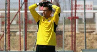 Santi Canedo, en su etapa en el Sevilla FC (Foto: La Voz de Galicia)
