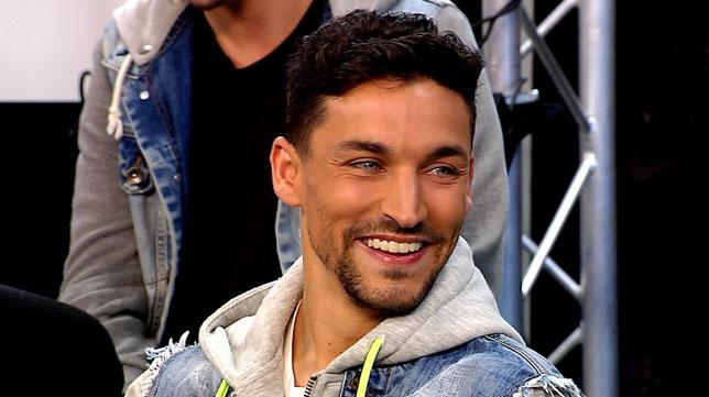 Un sonriente Jesús Navas durante el programa A Balón Parado (Foto: SFC)