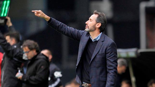 Vicente Moreno, entrenador del Mallorca (Foto: EFE)