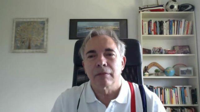 Juan Carlos Álvarez Campillo, psicólogo deportivo y coach (Foto: SFC)