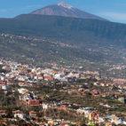 Imagen del Parque Nacional de La Orotava, en Tenerife