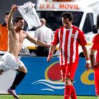 Rodri, el Almería y el gol que nunca olvidará