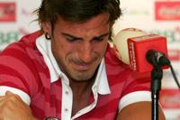 Sevilla FC: Ocio llora el día de su despedida