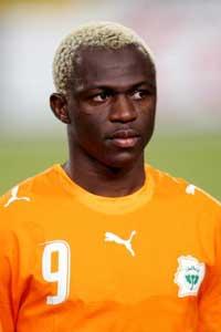 Koné se irá con su selección un mes