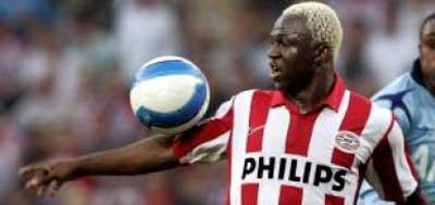 El costamarfileño Arouna Koné