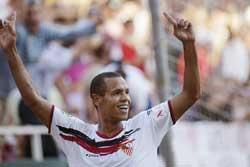 Luis Fabiano podrá jugar el domingo