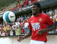 Sevilla FC: Makukula juega cedido en el Marítimo portugués