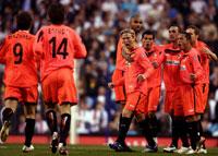 Sevilla FC: El equipo celebra su victoria en UEFA el año pasado