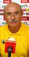Lorenzo Serra Ferrer durante la rueda de prensa
