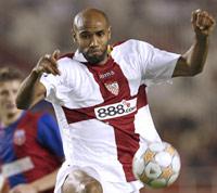 Sevilla FC: Kanouté ya está pensando en el próximo partido