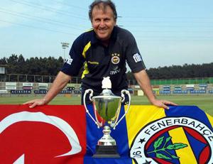 Sevilla FC: Zico, entrenador del Fenerbahçe