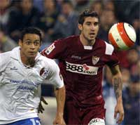 """Sevilla FC: Dragutinovic afirma que """"duele"""" perder tras el buen partido realizado"""