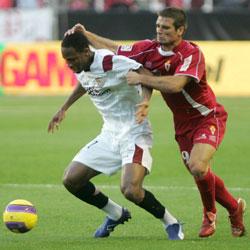 Sevilla FC: ikmagen del partido de ida
