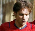 Joan Verdú, jugador del Deportivo