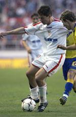 Víctor Salas, en 2003