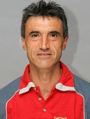 Sevilla FC: Antonio Álvarez