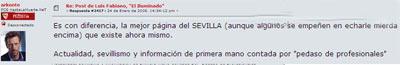 Sevilla FC: arkonte sí que sabe