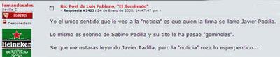 Sevilla FC: fernandosales y las gominolas