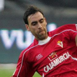 Sevilla FC: el jugador del Murcia Abel