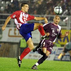 Sevilla FC: Encuentro entre el Algeciras y el Sevilla