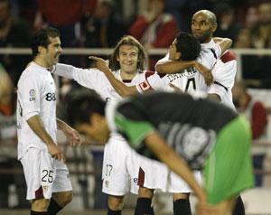 Sevilla FC: Tres puntos antes de Navidad