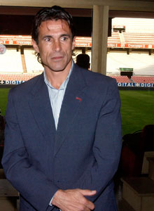 Sevilla FC: El ex jugador del Sevilla, Diego Rodríguez