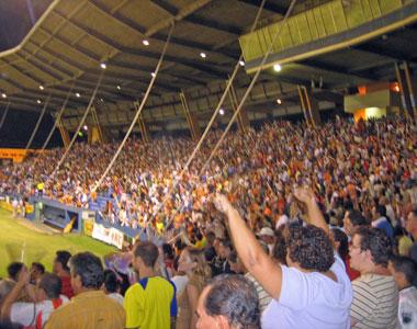 Sevilla FC: La afición vibra con su equipo