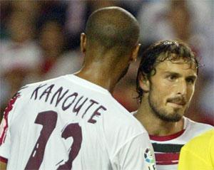 Sevilla FC: La Fundación Kanouté y Puerta serán protagonistas en Nervión el 13 de mayo