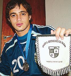 Sevilla FC: Acosta trs ganar el mundial sub 20
