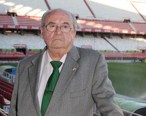 Sevilla FC: Paco Cuervas, hermano del ex presidente Luis Cuervas