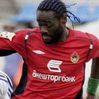 Sevilla FC: Vagner Love dijo que si lo fichara el Sevilla se pondría las trenzas rojas y blancas
