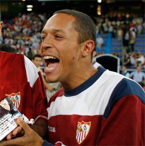 Sevilla FC: el brasileño Adriano Correia