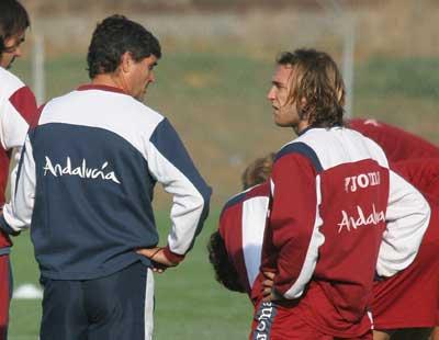 Sevilla FC: Juande podría estar interesado en contar de nuevo con Diego Capel
