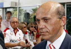Sevilla FC: Del Nido se presenta en el entrenamiento